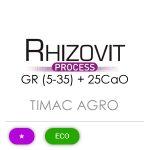 RHIZOVIT PROCESS GR (5-35) + 25CaO