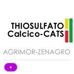 THIOSULFATO CALCICO · CATS