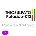 THIOSULFATO POTASICO · KTS
