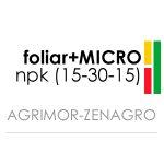 FOLIAR (15-30-15) + MICROS · AGRIMOR
